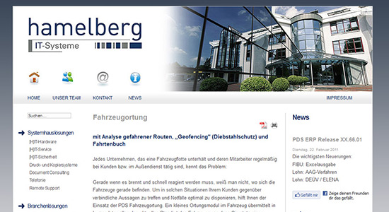 Hamelberg IT-Systeme GmbH Rotenburg Wümme