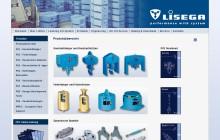 LISEGA SE Zeven - Relaunch 2011
