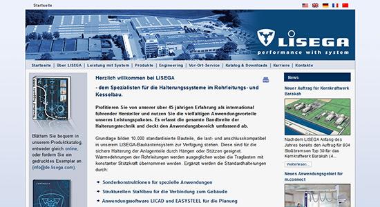 LISEGA SE Zeven Germany